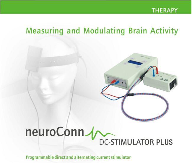 NERUOCONN經顱直流電刺激儀