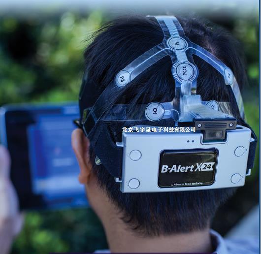 B-alertx24 无线脑电采集系统