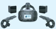 HMD虚拟现实眼动追踪系统